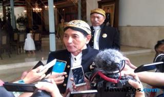Pengageng Parentah Keraton Kasunanan Surakarta, K.G.P.H Dipokusumo