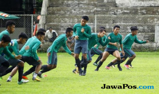Timnas U-19 Indonesia, Kualifikasi Piala Asia U-19 2018, Indra Sjafri, Timnas U-19 vs Korsel,