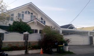 Rumah Pribadi Gubernur Aceh Nonaktif Irandi Yusuf