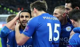 Leicester City, Tottenham Hotspur, Riyad Mahrez, Jamie Vardy