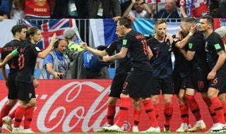 Piala Dunia 2018, Final Piala Dunia 2018, Timnas Kroasia, Timnas Prancis