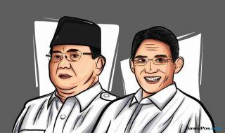 Prabowo Subianto-Sandiaga Uno
