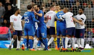 Inggris, Italia, inggris vs Italia
