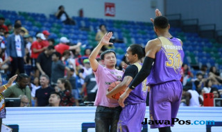 CLS Knights Indonesia, ABL 2018