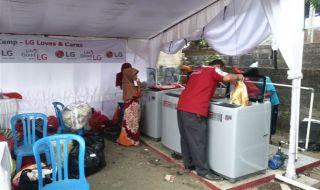 LG, LG lombok, LG cuci gratis lombok