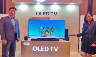 LG TV OLED 4K, LG TV 55B8, LG TV 4k Terbaru