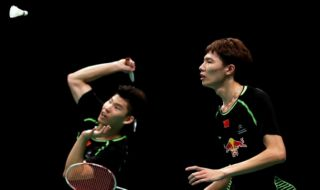 Kejuaraan Dunia 2018, Li Junhui/Liu Yuchen, Zheng Siwei/Huang Yaqiong, Tiongkok
