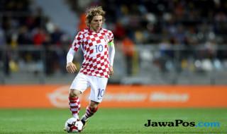 Luka Modric, Timnas Kroasia, Piala Dunia 2018