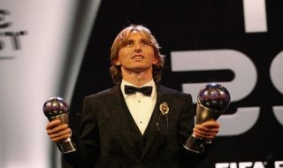 Pemain terbaik FIFA, Luka Modric