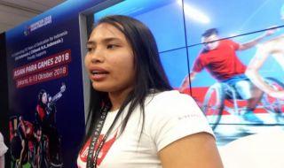 Asian Para Games 2018, Angkat berat, Ni Nengah Widiasih