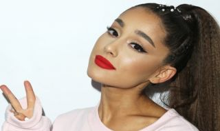 ariana grande, make up artist, rahasia ariana grande, tips make up mata,