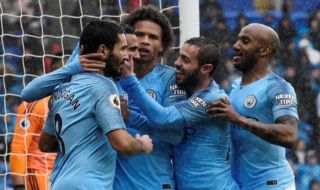 Premier League 2018-2019, Liga Inggris, Cardiff City 0-5 Manchester City, Cardiff City, Manchester City