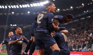 Liga Champions 2018-2019, Juventus, Manchester United, Juventus 1-2 Manchester United
