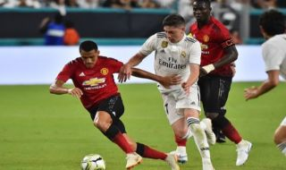 International Champions Cup 2018, ICC 2018, Manchester United, Real Madrid