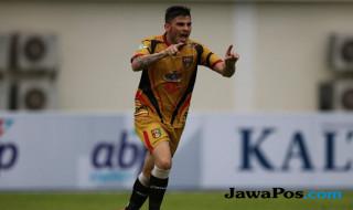 Mitra Kukar 3-1 Bali United, Mitra Kukar, Bali United, Liga 1 2018, Fernando Rodriguez Ortega, Fernando Rodriguez, Sevilla