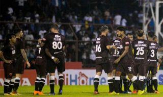 Liga 1 2018, PSM Makassar, Persija Jakarta, PSM 2-2 Persija