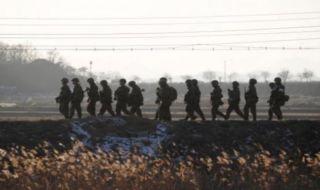 perang korea, korut,