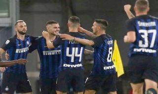 Serie A 2018-2019, Inter Milan, Lazio, Liga Italia, Lazio 0-3 Inter Milan