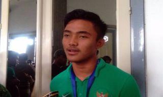 Kiper timnas AFF U-16, Ernando Ari Sutaryadi