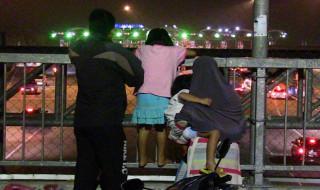 Jembatan Flyover Cipali