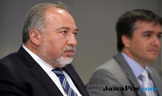 Yerusalem, Menteri Pertahanan Israel  Avigdor Lieberman.