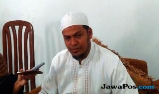 Juru bicara keluarga Abu Bakar Baasyir, Abdurahim Baasyir