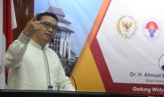 Menteri Pemuda dan Olahraga RI Imam Nahrawi dialog kebangsaan universitas brawijaya malang