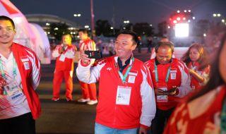Menpora Imam Nahrawi, Youth Olympic Games,