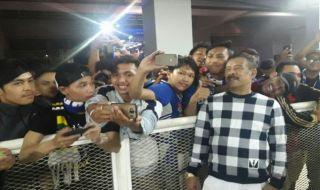 Persib Bandung, Umuh Muchtar, Liga 1 2018, Menpora Imam Nahrawi,