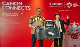 Canon, canon asian games, Howard Ozawa