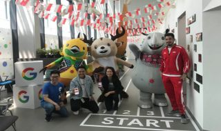 Google Asian Games, Asian Games 2018, Google Fitur Asian Games