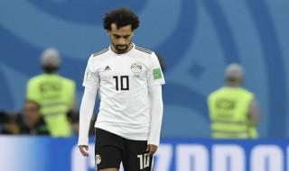 Mohamed Salah, Timnas Mesir, Timnas Rusia, Piala Dunia 2018