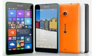 Lumia dengan OS Windows.