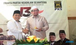 Ketua Fraksi PKS dan Presiden PKS