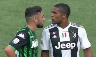 Juventus, Sassuolo, Douglas Costa, Federico Di Francesco