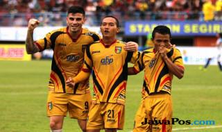 Mitra Kukar, Bhayangkara FC, Liga 1 2018, Rafael Berges
