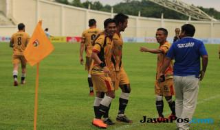 Mitra Kukar, Bali United, Liga 1 2018, Stadion Aji Imbut