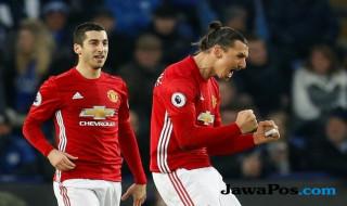 Henrikh Mkhitaryan, Zlatan Ibrahimovic, Manchester United, Premier League