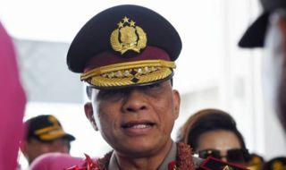 Kapolda Riau Irjen Pol Widodo Eko Prihastopo dicatut penipu