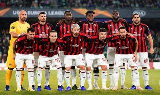 Liga Europa 2018-2019, Real Betis, AC Milan, Real Betis 1-1 AC Milan