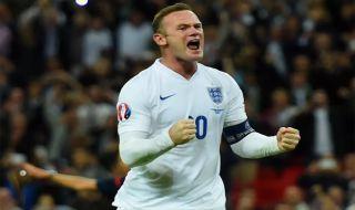 Timnas Inggris, Wayne Rooney