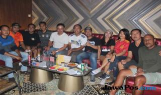 Nobar Piala Dunia BUF di NAV Karaoke