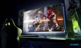 Nvidia layar besar