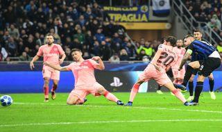 Liga Champions 2018-2019, Inter Milan 1-1 Barcelona, Inter Milan, Barcelona