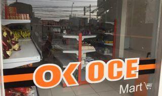 OK OCE Mart, OK OCE bangkrut, OK OCE gulung tikar