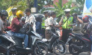 Operasi Zebra Semeru 2018, 110 Pengendara Sidang di Tempat Kabupaten Malang