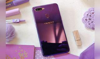 Oppo F9, Oppo F9 Starry Purple, Oppo F9 harga
