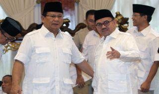 Prabowo dan Sudirman Said