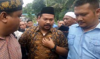 Ketua GP Ansor Riau Diusir