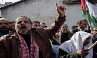 jalur gaza,pengungsi gaza